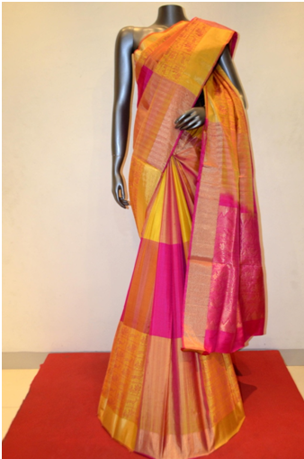 6 Saree Photoshoot Ideas For Your Online Saree Business